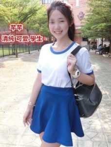 西門町學生妹外約(芊芊) 短期兼職乳清純可愛 頭粉嫩很敏感